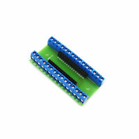 2PCS Terminal Adapter Board for Arduino Nano V3.0 AVR ATMEGA328P-AU Module NEW