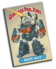 Garbage Pail Kids Roy Bot Reproduction 8x12 Inch Aluminum Sign