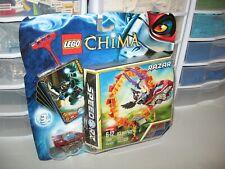"""Lego Chima retirado """"Razar"""" Anillo de Fuego # 70100 Nuevo desde 2013"""