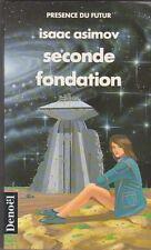 Isaac Asimov - Seconde Fondation - Denoël