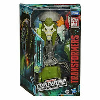 QINTESSON JUDGE Transformers WFC Earthrise Voyager Class Deluxe Action Figure