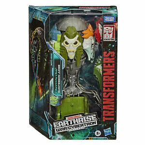 QUINTESSON JUDGE Transformers WFC Earthrise Voyager Class Deluxe Action Figure