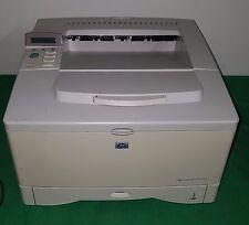 HP LaserJet 5100dtn Workgroup Laser Printer PAPER JAM, AS IS