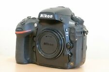 Nikon d800 body, Shutter Count only 42514.