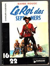 BARBE ROUGE ¤ LE ROI DES SEPT MERS ¤ 1978 DARGAUD 16/22 n°39