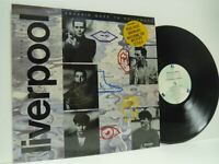 FRANKIE GOES TO HOLLYWOOD liverpool LP EX+/EX, ZTTIQ 8, vinyl, with inner sleeve