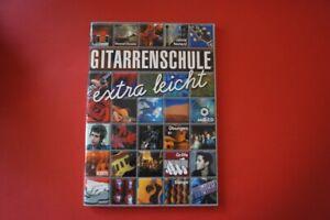 Gitarrenschule extra leicht (mit CD) .Gitarrenbuch