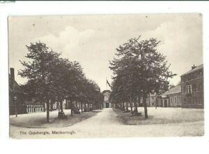 Postcard Marlborough Quadrangle Swindon