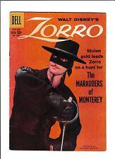 FOUR COLOR  #1003  [1959 VG+]  ALEX TOTH ART!  ZORRO