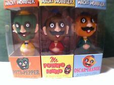 Mr Potato Head Wacky Wobbler 3 pcs