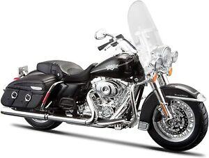 Modellino Moto Harley Davidson FLHRC Road King Collezione Scala 1:12 Modello