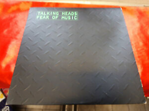 DISCO 33 giri -   Talking Heads – Fear Of Music  . 1979 - usa