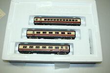 Roco 43903 Wechselstrom Ergänzungswagen-Set zum Triebwagenzug VT 11.5 Spur H0 OV