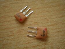 LT10.7MA5-A 10.7MHZ Ceramic Filter 280KHZ  equiv  Murata SFE10.7MA3 3 pack  H198