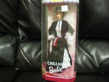Chilean Barbie dated 1997 Dolls of the World