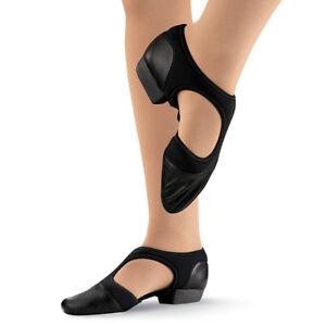 Capezio PP323 Women's Size 5 Medium Black Pedini Femme Shoe (USA Design)
