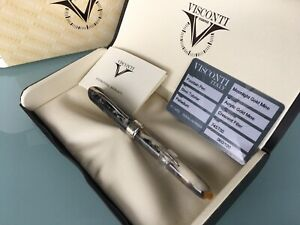 VISCONTI MOONLIGHT GOLDMINE LIMITED EDITION FOUNTAIN PEN BOXED* NEW CONDITION *