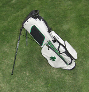 Titleist Shamrock Players 4 Stand Bag, Very Limited, Brand New In Plastic!
