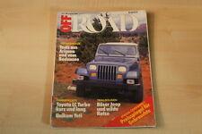 72376) Toyota Land Cruiser LJ73 - Off Road 08/1986