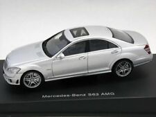 AUTOart 1/43 Mercedes Benz S63 AMG - Silver  #56206 Diecast Model