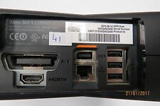 Microsoft Xbox 360 S 4 GB Matte Black Console (NTSC) #Z12