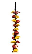 Meinl Red and Yellow Fiberglass Bird