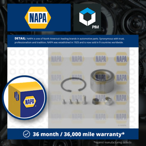 VW CARAVELLE Mk4 1.9D Wheel Bearing Kit Front Left or Right 96 to 03 ABL NAPA