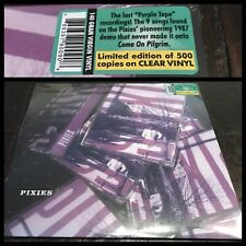 PIXIES~The Purple Tape LP/500 SEALED~indie breeders silver jews a perfect circle