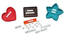 """Dexam mensaje en Cookie Cutter Set Galleta sello de « Feliz Cumpleaños """" 17848719"""