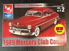A49MC 1949 MERCURY COUPE BODY,SLOT CAR BODY Model Car Mountain 1//25