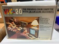 Commodore VIC 20 Personal Color Computer New Old Stock