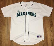 Kazuhirio Sasaki Seattle Mariners Vintage #22 Stitched Russell Jersey XXL 2XL
