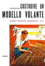 MODELLISMO AEREO Costruire un Modello Volante 1965 ECAR - DVD