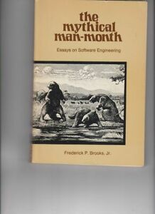 The Mythical Man-Month by Brooks, Frederick P.