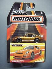 "MATCHBOX ""BEST OF"" SERIES 2 PORSCHE 911 GT3"