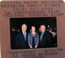 Andie McDowell  MAYOR RICHARD RIORDAN LOS ANGELES HARVEY KEITEL1998 SLIDE 1