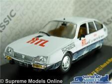 CITROEN CX (RTL) MODEL CAR ROUTE DU RHUM 1:43 SCALE IXO CLC124 WHITE K8