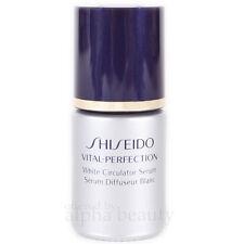 Shiseido Vital Perfection White Circulator Serum (10ml/.33 fl.oz.) Special Size