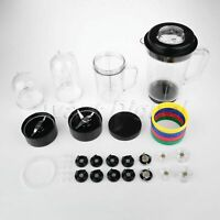 Blenders Blade Gasket Clutch Cup Lids Accessories For Magic Bullet Juicer Mixer