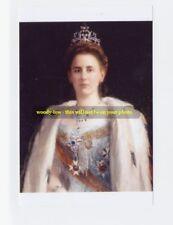 "mm442 - Queen Wilhemina of the Netherlands  portrait - photo 6x4 """
