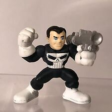 "Marvel Superhero Squad Punisher Bazooka 2"" Mini Comic Book Figure Hasbro 2006"
