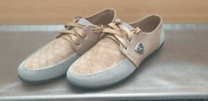 Brown/Grey Mens Trainers Shoes Size 8/9