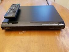 Sony DVP-SR510H DVD Player HDMI with Remote
