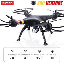 Syma X8C RC Quadcopter HD Camera Headless Mode 2.4G 4CH 6-Axis Gyro Large Drone