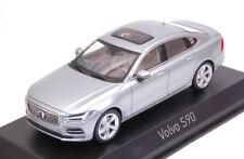 Volvo S90 2016 Electric Silver 1:43 Model 870061 NOREV