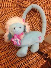 Barbie Caniche Sac à main bleu