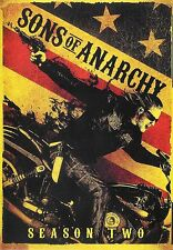 Sons of Anarchy: Season Two ~ 4-Disc DVD Set with Slipcover ~ FREE Shipping USA