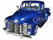 1953 CHEVROLET 3100 PICKUP TRUCK BLUE 1/24 DIECAST MODEL BY JADA 96864