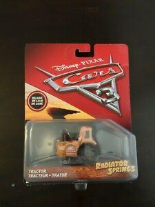 "Disney Pixar Cars 3 Radiator Springs Classic Deluxe "" Tractor "" New in Box"