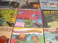 VENTURES DIMENSIONS LEGENDS DALE COLE LIMITED SURF MUSIC Analog Sealed 43 LP SET
